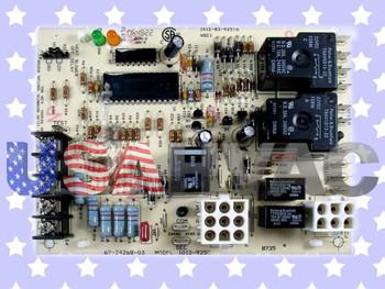 1012-925C, 62-24268-03 - OEM Ruud Rheem Weather King Control Circuit Board