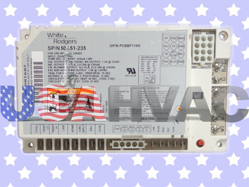 50A51-235, 50A51235 - OEM White Rodgers Control Circuit Board