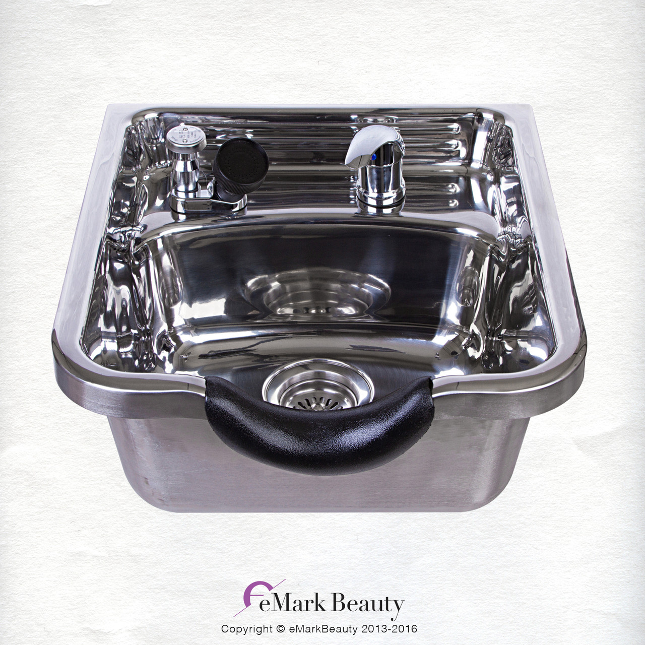 Stainless Steel Shampoo Bowl Shampoo Sink Barber Beauty Salon ...