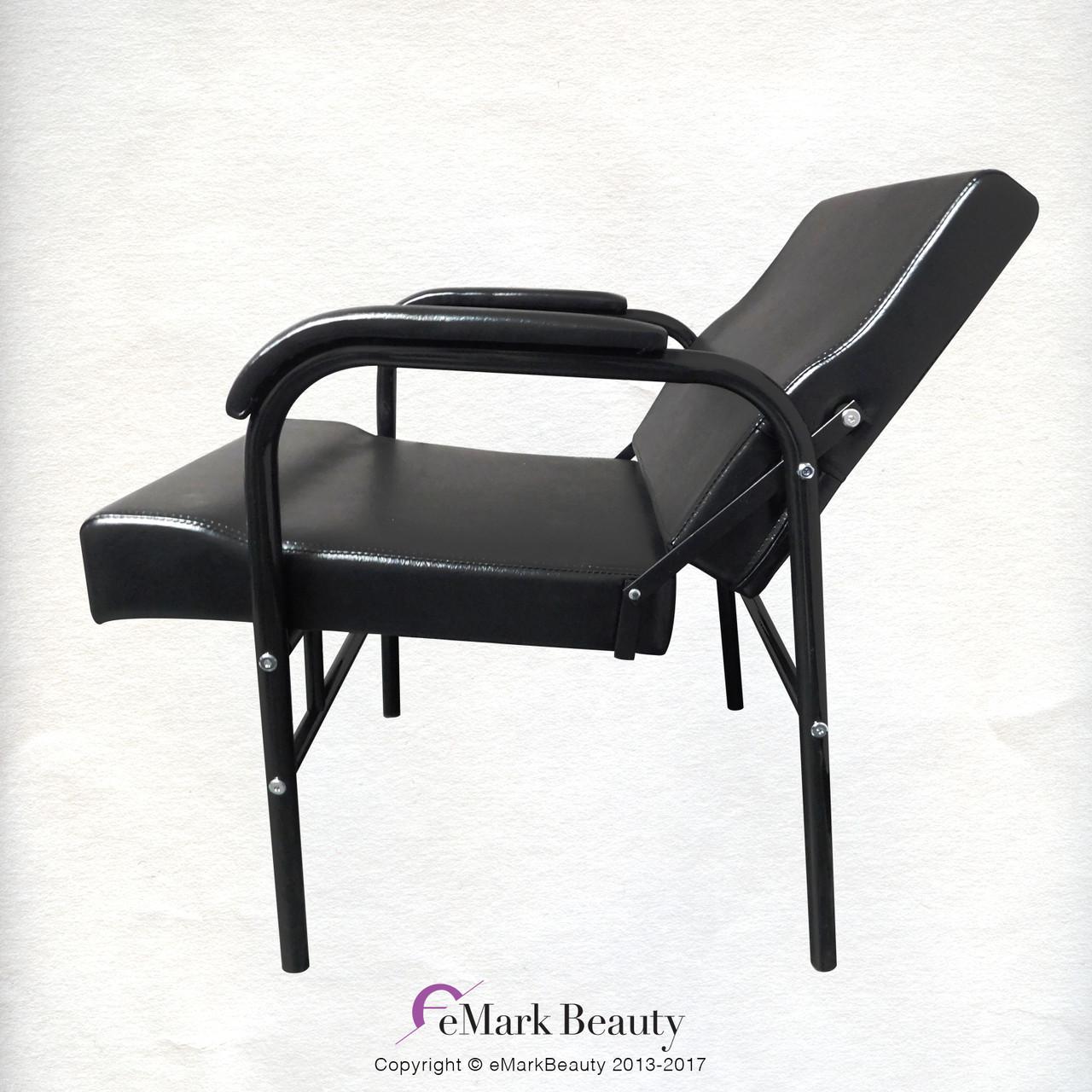 ... Shampoo Chair Auto Recline Reclining Barber Hair Styling Salon Spa  TLC 216A