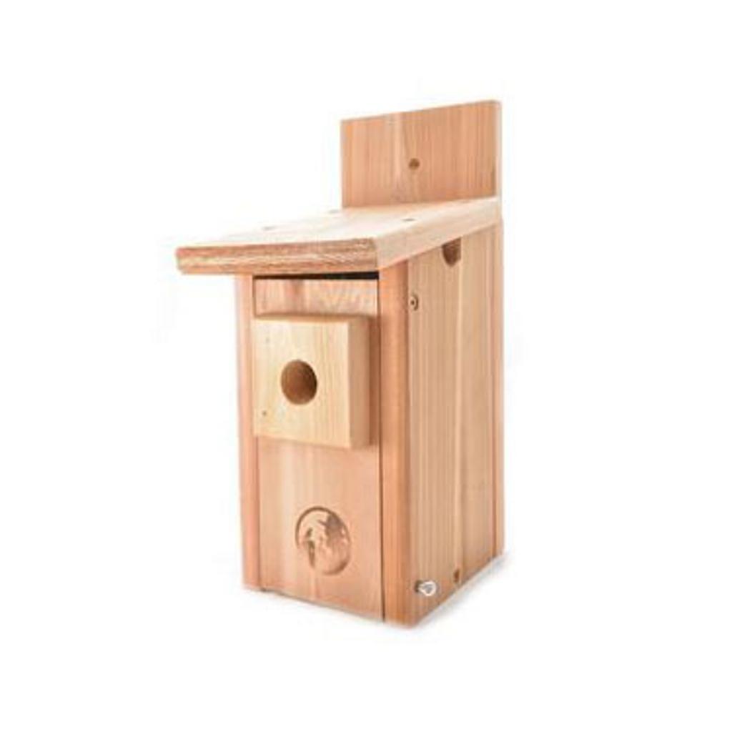 Nuthatch Nest Box – Cedar