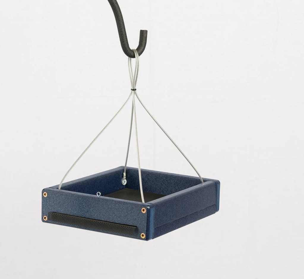 Hanging Tray Feeder – Recycled