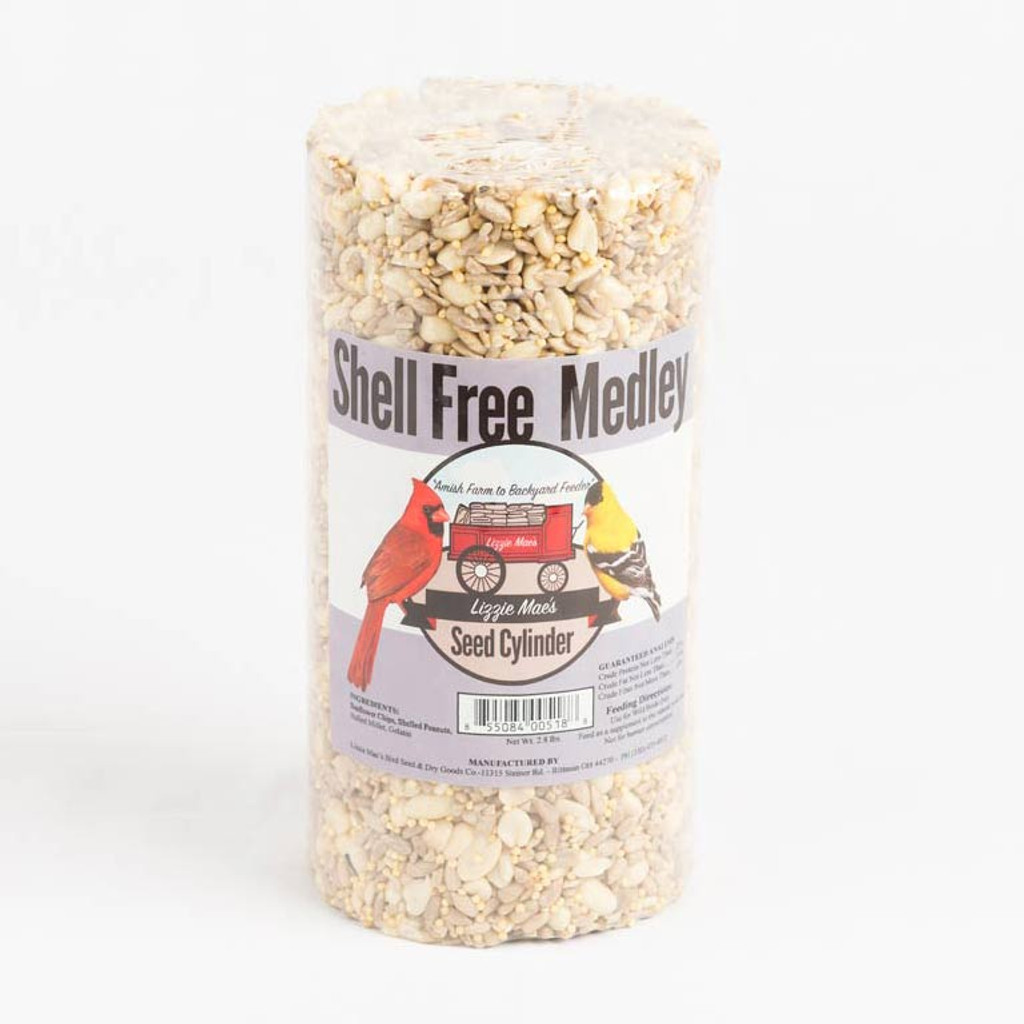 Shell Free Medley Seed Cylinder