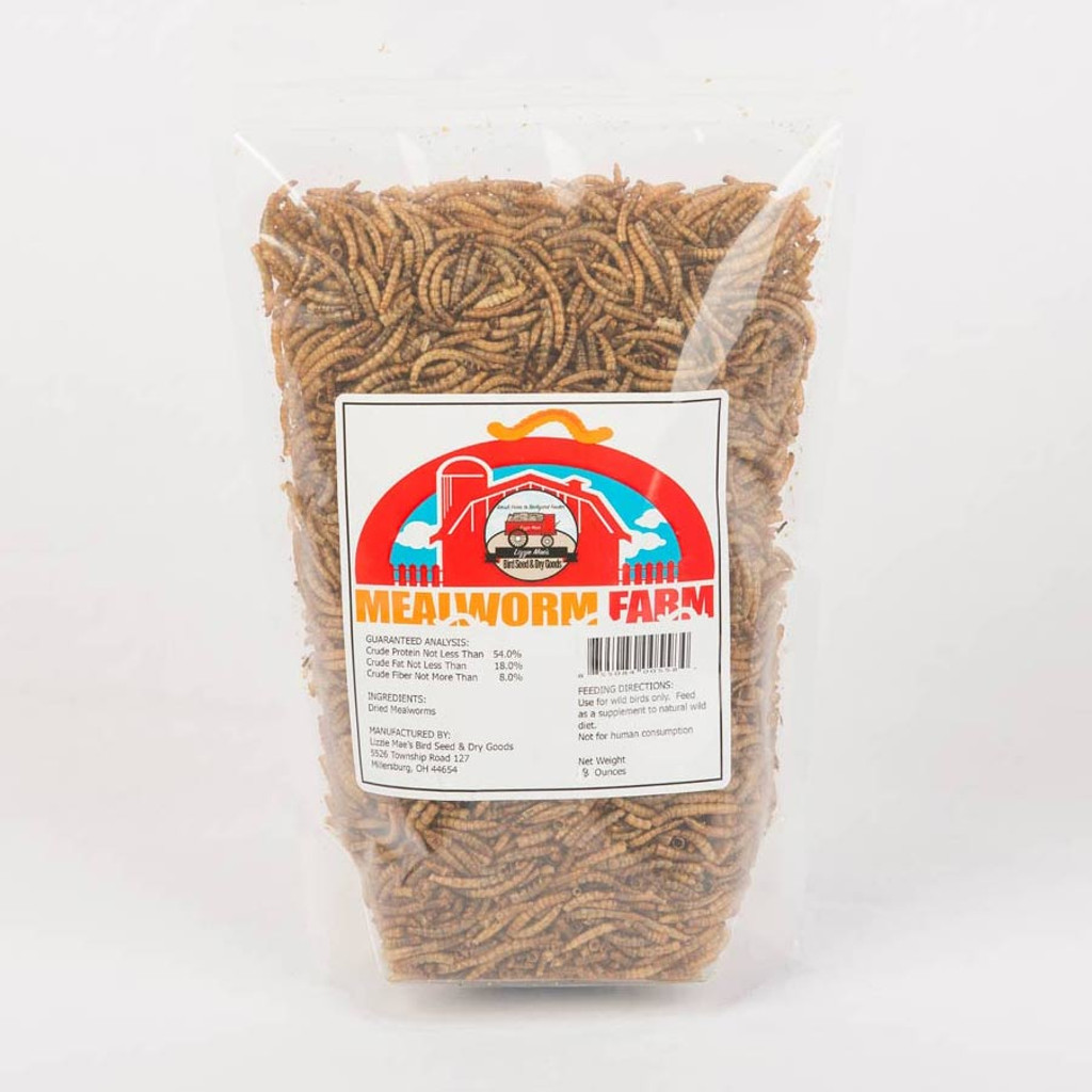 Dried Meal Worms