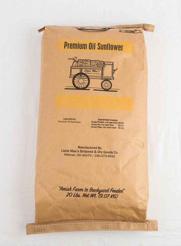 Premium Oil Sunflowers