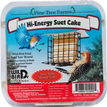 Hi-Energy Suet Cake