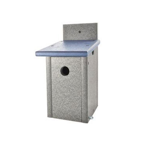 Chick. / Wren Nest Box – Recycled