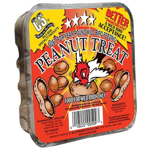 Peanut Treat Wild Bird Suet
