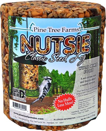 Nutsie Classic Seed Log 96oz