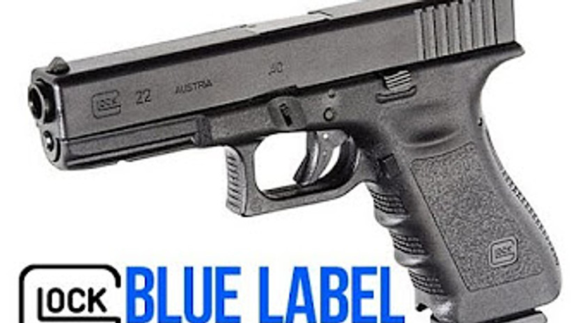 Glock Blue Label & NYPD Off duty