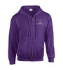 FHS GYMNASTICS FULL ZIP-UP SWEATJACKET