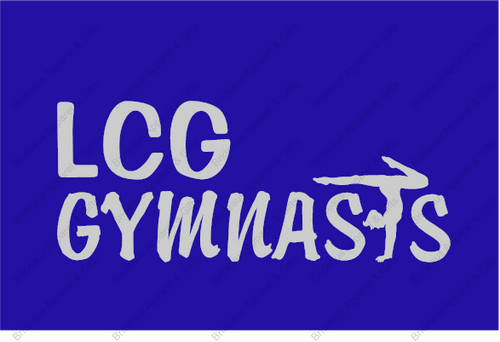 LCG WINDOW DECAL