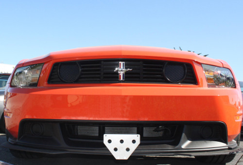 2012 Ford Mustang Boss 302/2010-2012 Ford Mustang California Special