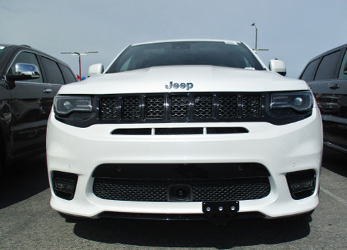 2017-2018 Jeep Grand Cherokee SRT and Trackhawk