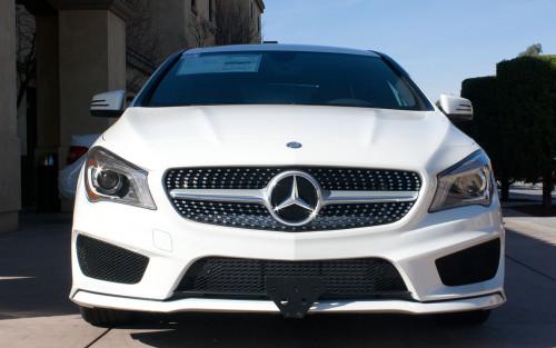2013-2016 Mercedes CLA 250