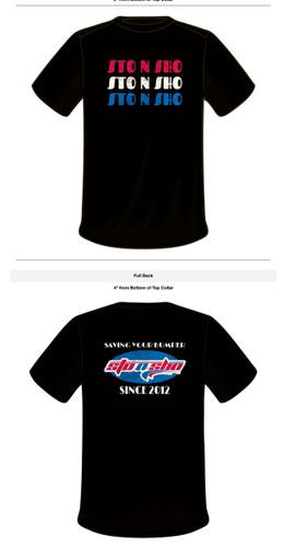 STO N SHO T Shirt