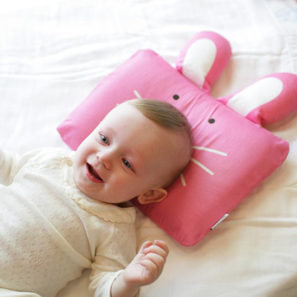 BABY BUNNY PILLOWCASE - LOLA