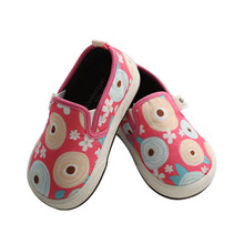 SLIP-ON SHOES - CONFETTI FLOWER