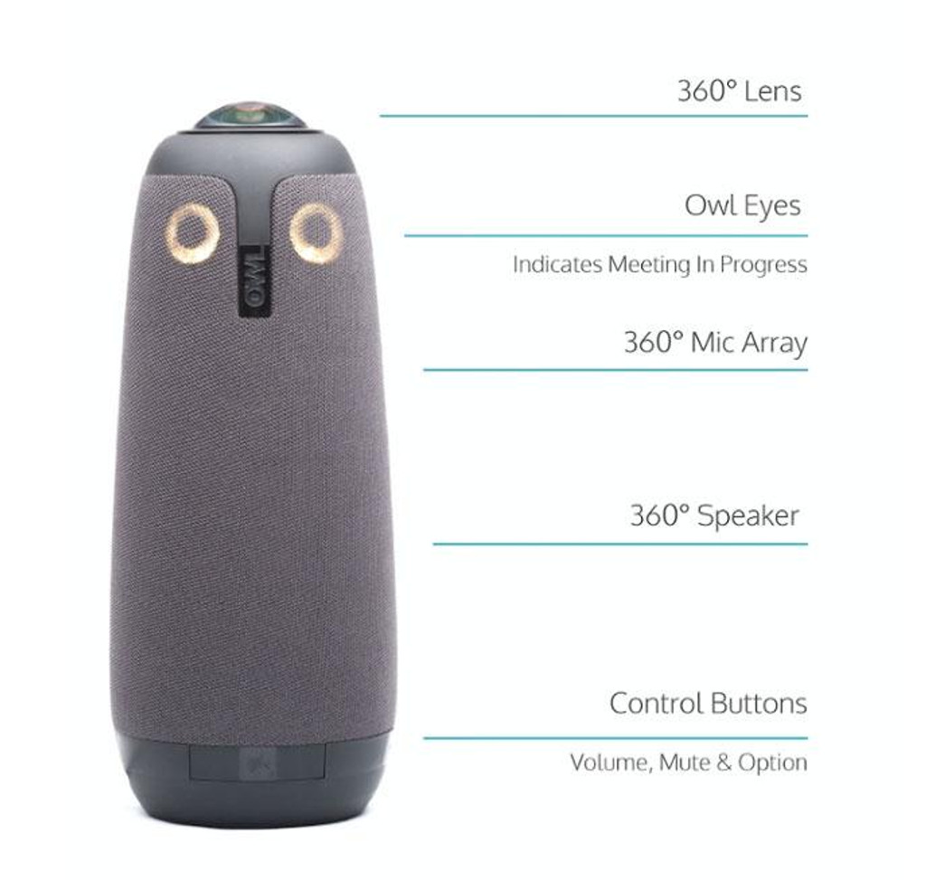 Meeting Owl Features