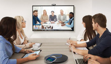 Bring Blue Jeans meetings to life in the conference room with Dolby