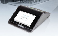 Crestron Mercury Tabletop Conference Advanced System with Zoom support