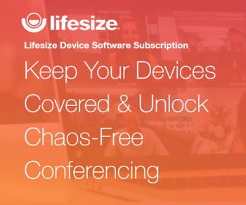 Lifesize Device Software Subscription