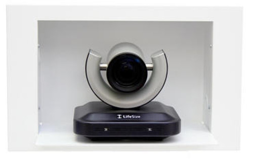 IN-WALL ENCLOSURE FOR VC CAMERAS