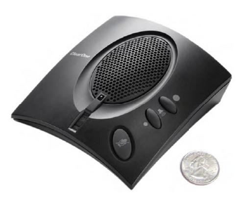 ClearOne Chat 50 USB Plus Personal USB Speakerphone