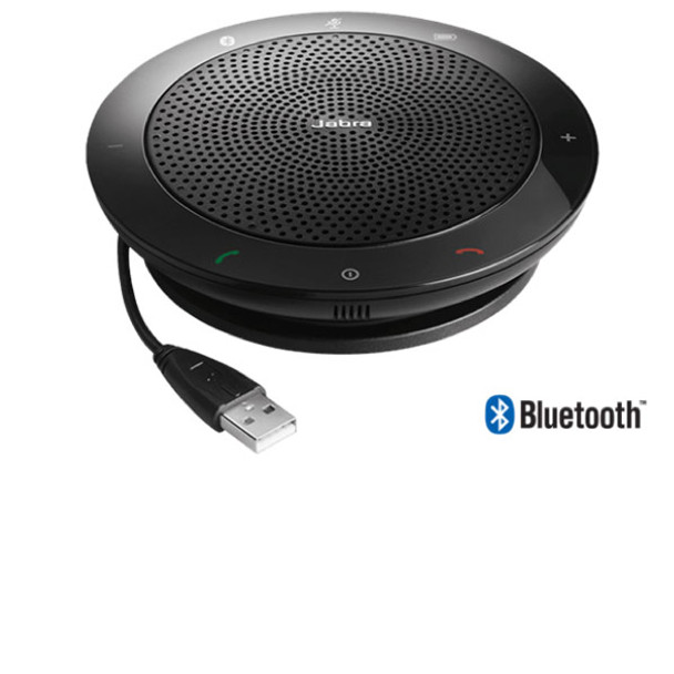 Jabra Speak 510 UC Speakerphone for Videoconferencing