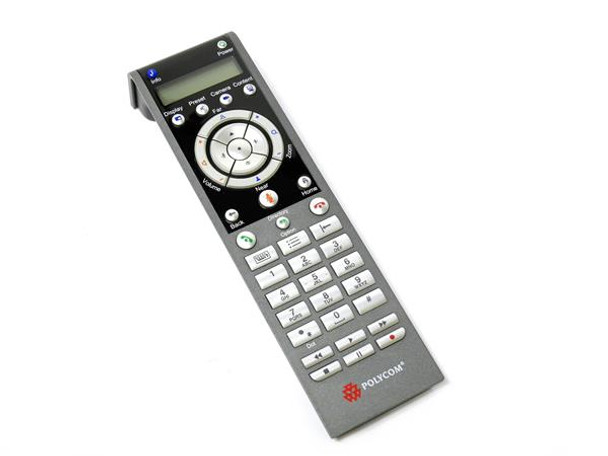 Polycom HDX Remote Control for use with HDX Series Codecs, English Version