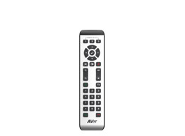 Remote control with 10 presets