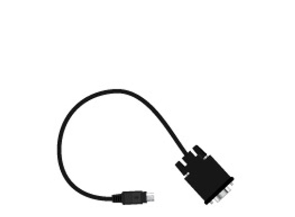 RS232 cable for VC520, VC520+, CAM520, CAM530
