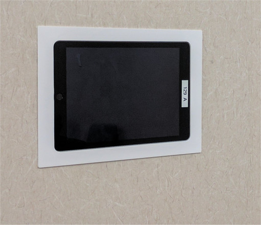 Audio solution with iPad control for a Federal facility