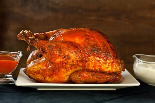 Buffalo Turkey