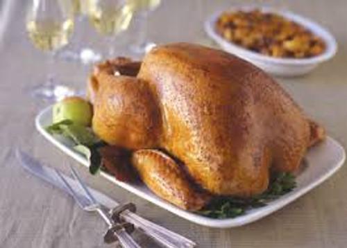 Orange Zinfandel Turkey