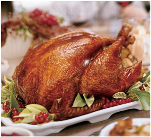 Red Wine Cranberry Turkey