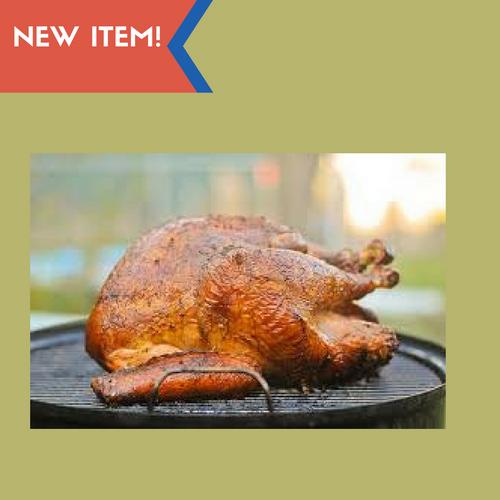 Cajun Smoked Turkey