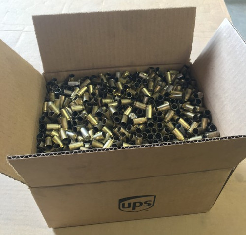 40 S&W Range Brass by the Box