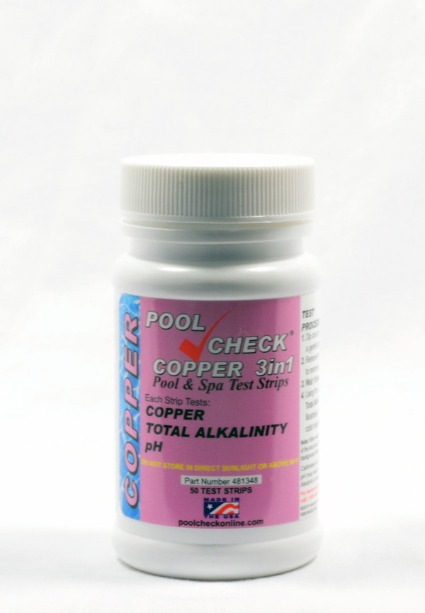 Copper Test Kit Model CTK