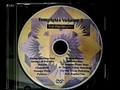 Templates Demo DVD, Vol 2