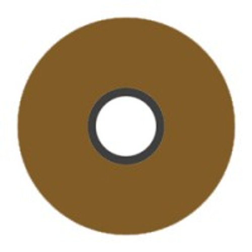 Magna-Glide 'L' Bobbins, Jar of 20, 20464 Medium Brown