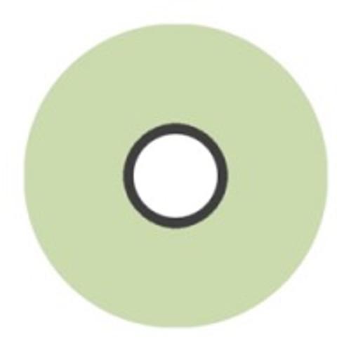 Magna-Glide 'M' Bobbins, Jar of 10, 60580 Celery
