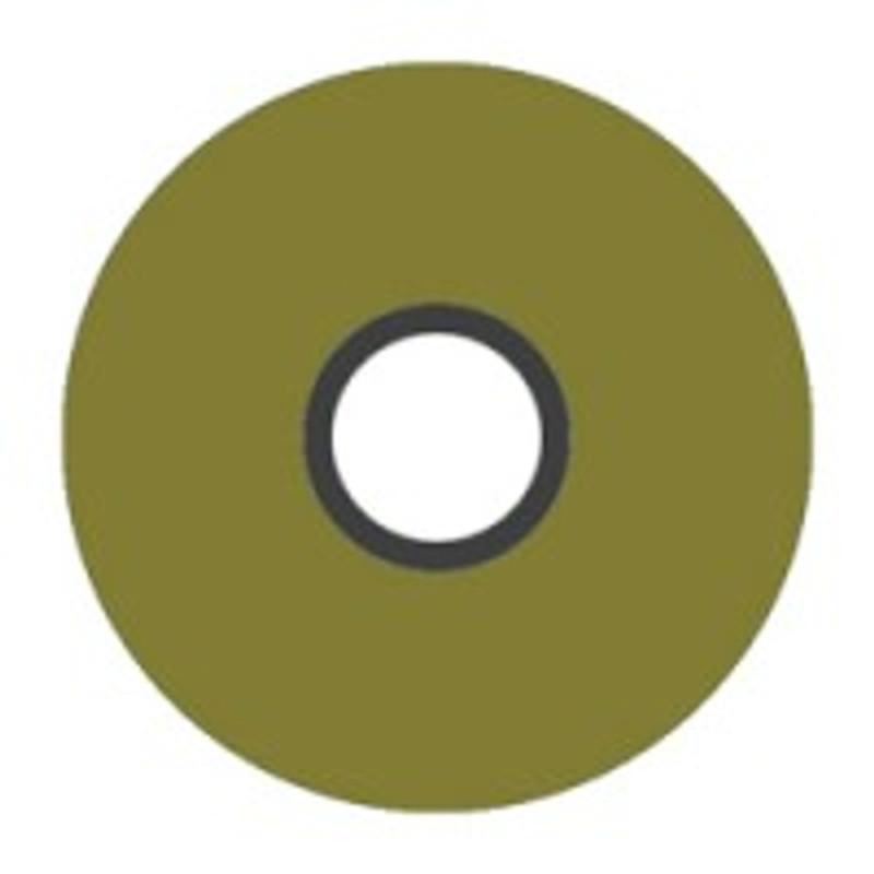 Magna-Glide 'L' Bobbins, Jar of 20, 65825 Light Olive