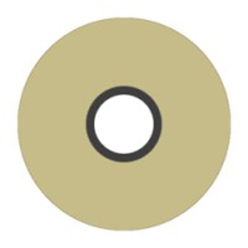 Magna-Glide 'L' Bobbins, Jar of 20, 24525 Khaki