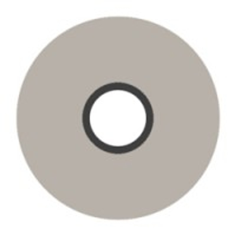 Magna-Glide 'M' Bobbins, Jar of 10, 10WG4 Warm Grey 4