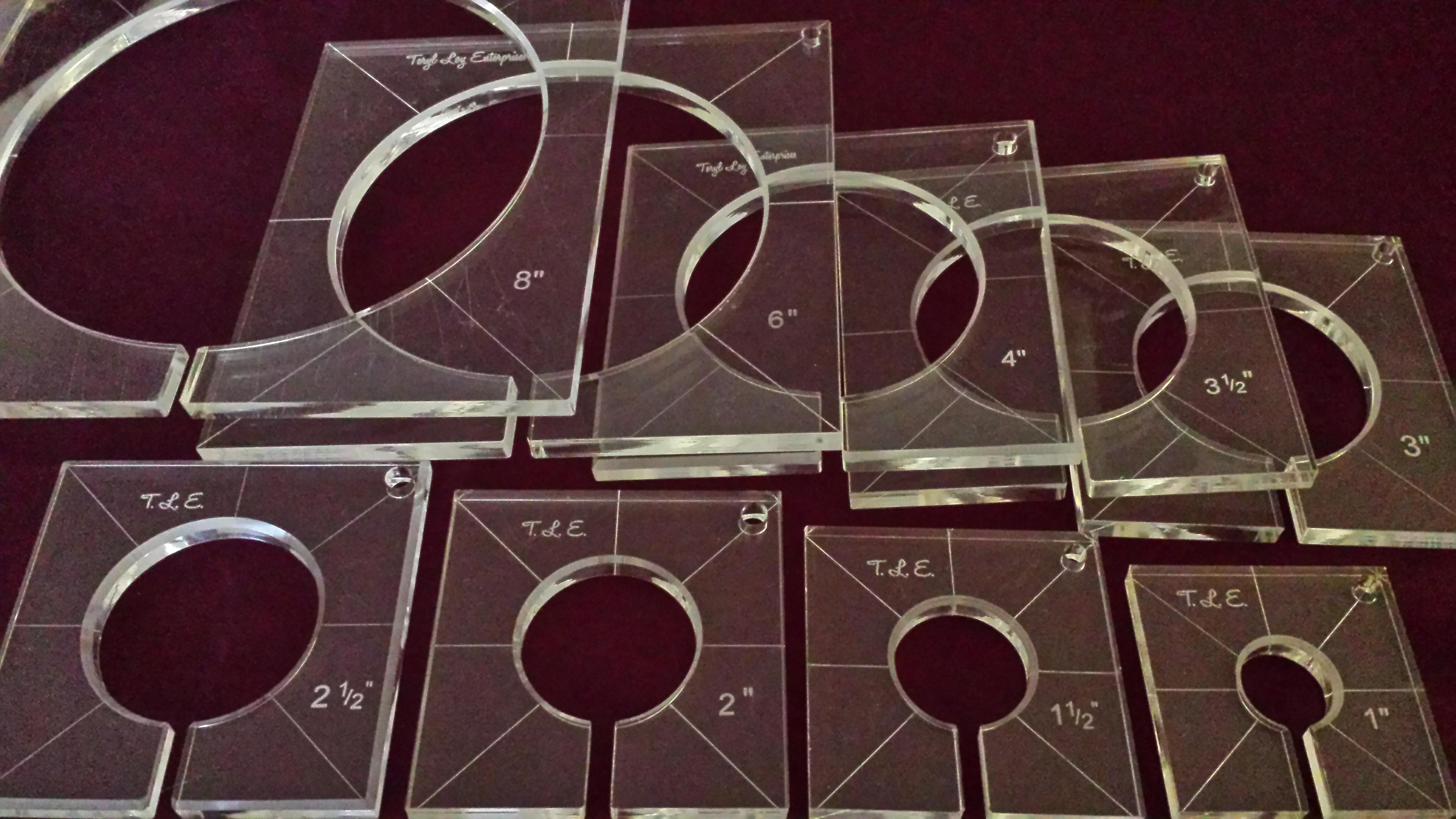 Circle Set x9