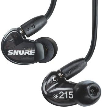 Shure SE215 In-Ear Monitor Negro