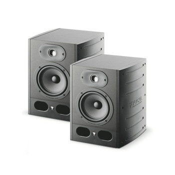 Monitores Estudio Focal Alpha 50 (Par)