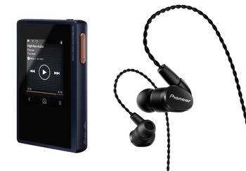 Combo Pioneer XDP-02U y Pioneer SE-CH5BL - Set Audio Balanceado