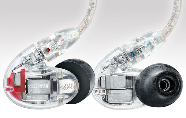 Shure SE846 In-Ear Monitor